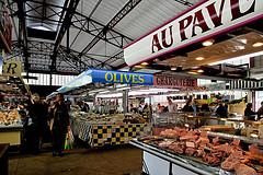 Marché en Ile-de-France