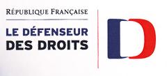 Logo du Défenseur des Droits