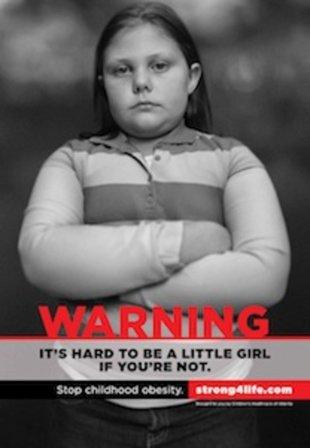 Campagne contre l'obésité en Géorgie