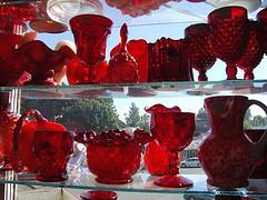La vaisselle rouge a un impact sur la quantité ingérée
