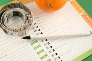 Le journal alimentaire pour perdre du poids