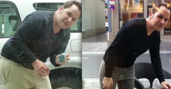 avant/après la perte/prise de poids : regard des autres
