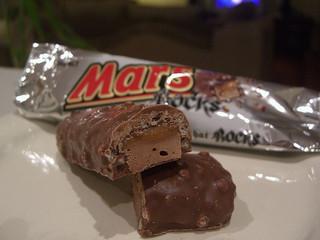 Barre chocolatée Mars