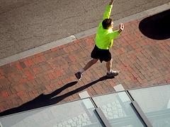 Pour la perte de poids, la course à pied est un moyen intéressant