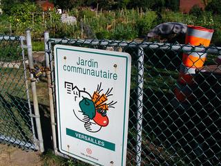 Jardin communautaire Versailles (Montréal, Canada)