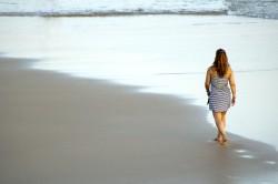 Marcher après une perte de poids